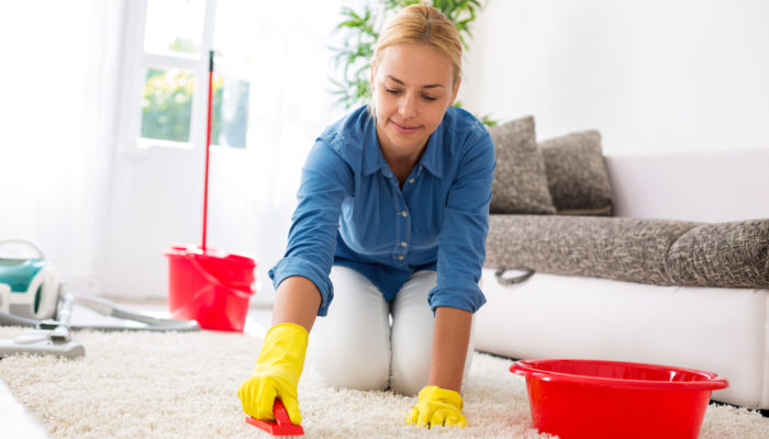 You're Cleaning Carpet Wrong